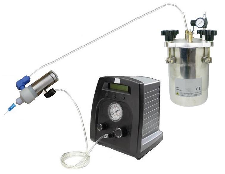 Ad5622 250 Ca Diaphragm Valve Dispensing System For Ca