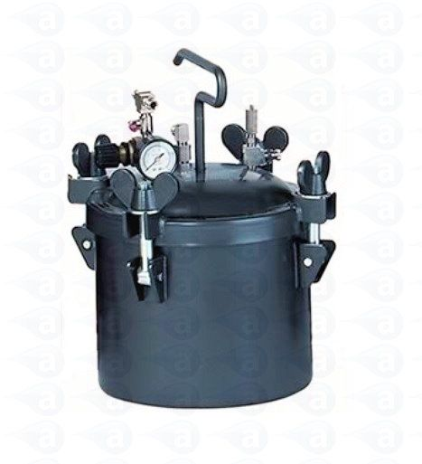 Ts1210 Pressure Pot 10 Litre Tank From Adhesive Dispensing Ltd