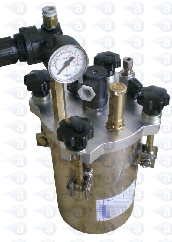 Ts2220 Pressure Pot 2 Litre Tank Stainless Steel From