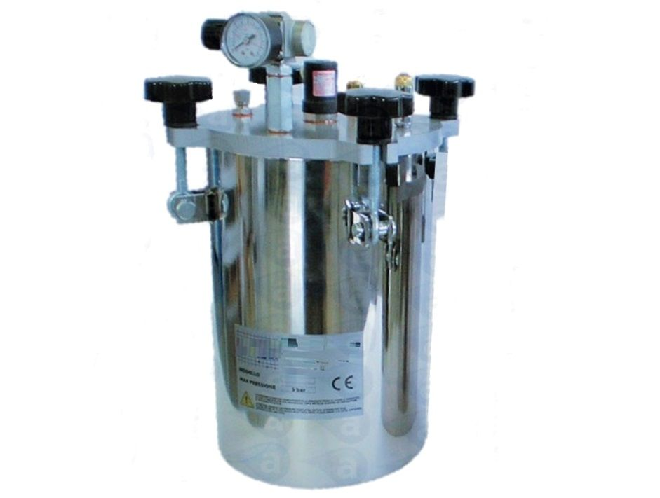 Ts2250 Pressure Pot 5 Litre Tank From Adhesive Dispensing Ltd