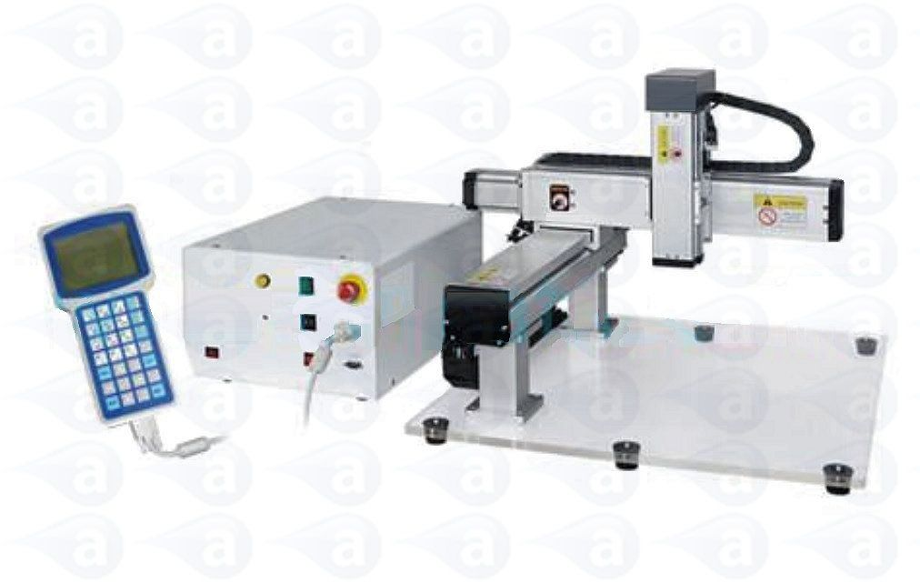 AD9430X 3 Axis Benchtop Gantry Robot 400mm Adhesive Dispensing
